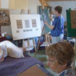 Exposition de l'atelier de dessin Pigments