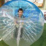Espace jeunes <Strong>Sortie Bubble Jump à Brest</Strong>