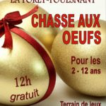 <strong>Chasse aux oeufs du 16 Avril</strong>