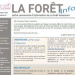 <strong>Lettre d'information de La Forêt-Fouesnant n°6 – Octobre 2018</strong>